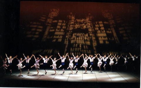 ダンスシンフォニー(ナタリヤ・ボスクレシェンスカヤ) 写真1