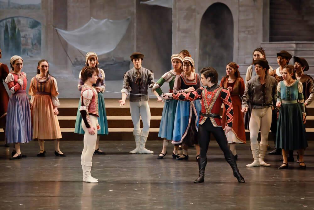 ロミオとジュリエット全三幕(マーティン・フリードマン) 写真1